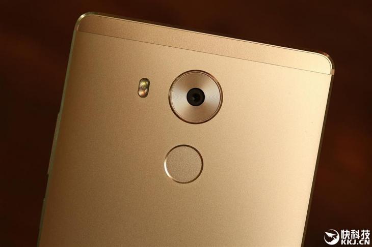 Фотообзор золотого Huawei Mate 8
