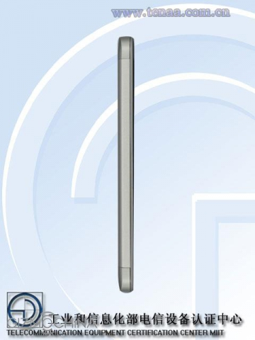 На Tenaa засветилась мини-версия металлического долгожителя Lenovo P1