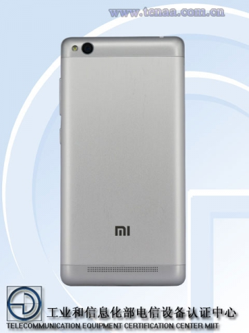 Встречайте, новый Xiaomi Redmi 3!