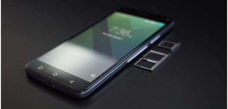 Bluboo Xfire 2 поддерживает работу трех SIM