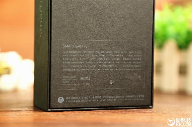 Фотообзор Smartisan Т2
