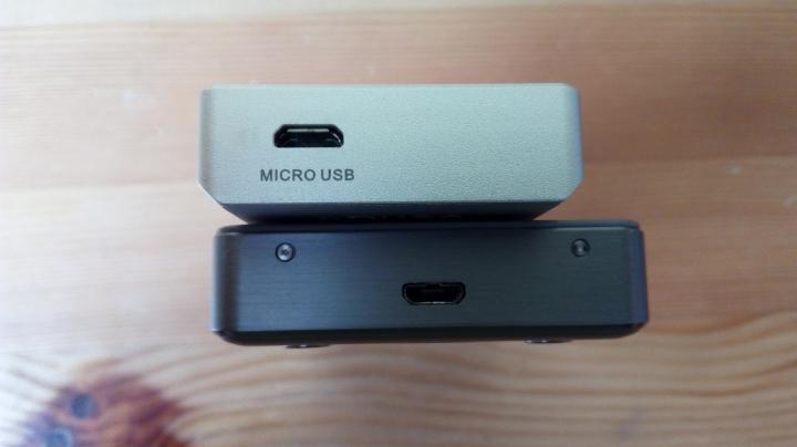 Hi-Fi аудиоплеер xDuoo X3, сравнительный обзор с FiiO X3 II