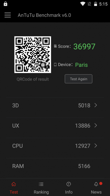 Обзор Ulefone Paris - оптимальный баланс