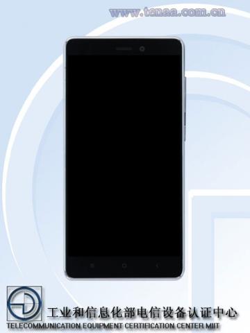 Серый Xiaomi Redmi 3 без насечек