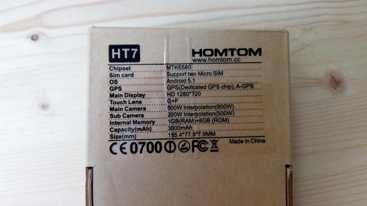 Обзор HomTom HT7 - идеальный бюджетник?