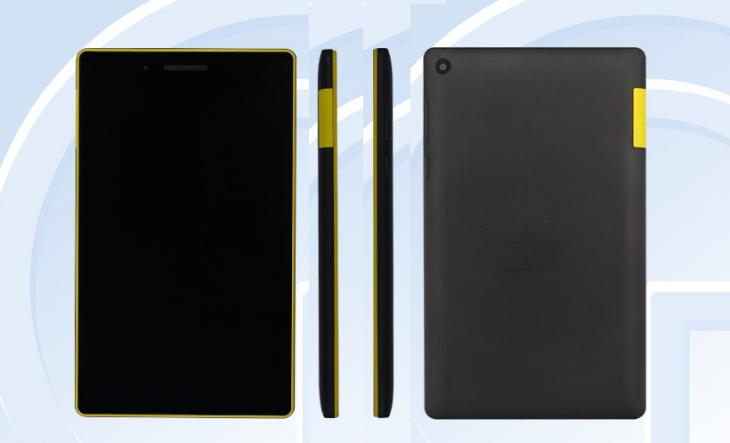 Lenovo готовит ультрабюджетный планшет TAB3 7 Basic