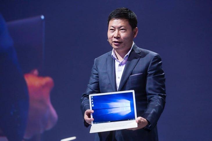 На MWC представлен Huawei MateBook