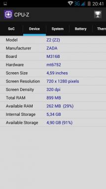 Обзор Zada Z2 - мощно, недорого