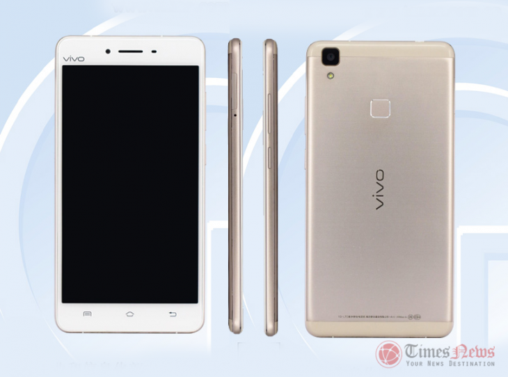 Детали по новым смартфонам Vivo V3