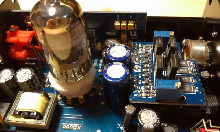 Обзор xDuoo TA-01 - Hi-Fi ЦАП с ламповым усилителем