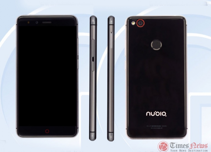 Large zte nubia a1 when page
