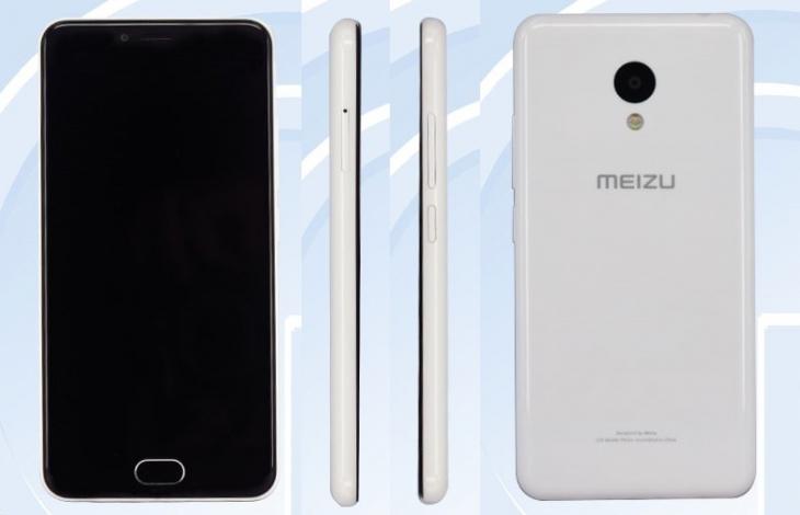 "На подходе ""маленький"" бюджетник Meizu M3"