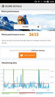Обзор Ulefone Vienna. Результат вдохновения