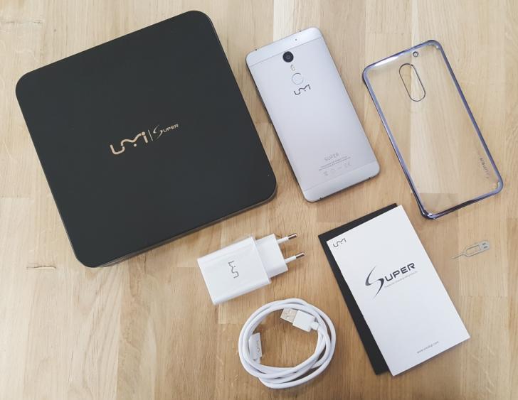 Обзор смартфона UMi Super + Видеообзор
