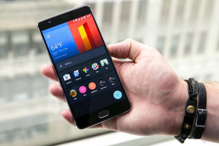 Представлен OnePlus 3: 6 ГБ RAM + Snapdragon 820 за $399