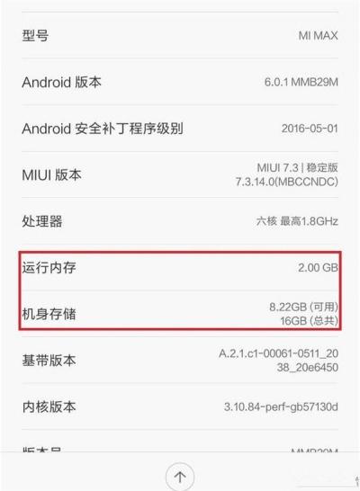 Xiaomi выпустит более дешевую версию Mi Max с 2 ГБ RAM