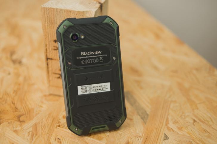 Обзор защищенного смартфона Blackview BV6000 + Видеообзор