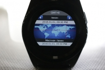 Обзор NO.1 G4: умные часы – глупый телефон