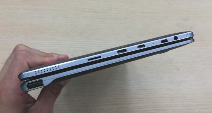 Обзор планшета Chuwi HiBook c клавиатурным блоком