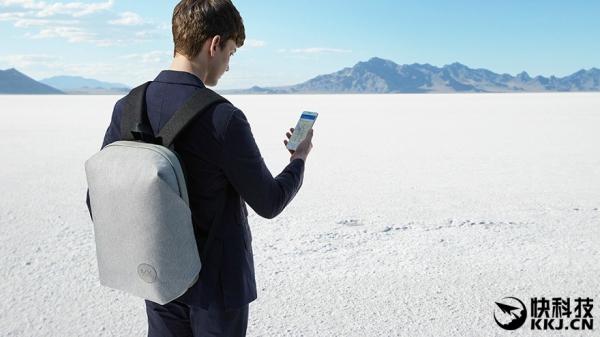 Meizu вслед за Xiaomi разработала фирменный рюкзак