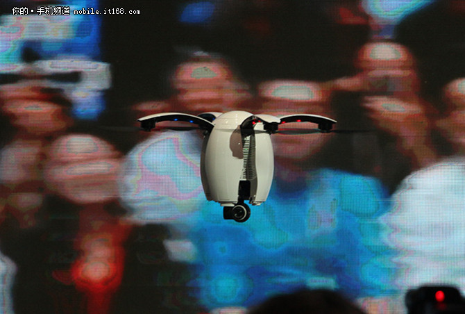 PowerEgg - летающее ¤йцо