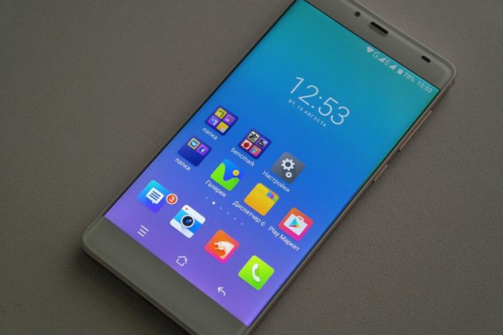 Обзор Elephone S3 - самый доступный безрамочник