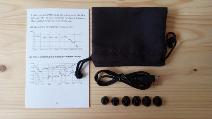 Обзор iLepo i20 - Hi-Fi гарнитура с активным шумоподавлением