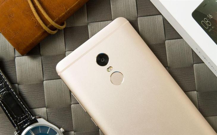 Фотообзор Xiaomi Redmi Note 4 - все расцветки