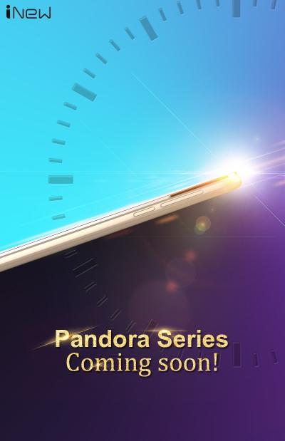 iNew Pandora - новая серия флагманов