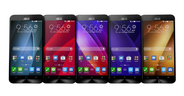ѕо¤вилс¤ Android 6.0 Marshmallow дл¤ ASUS Zenfone 2