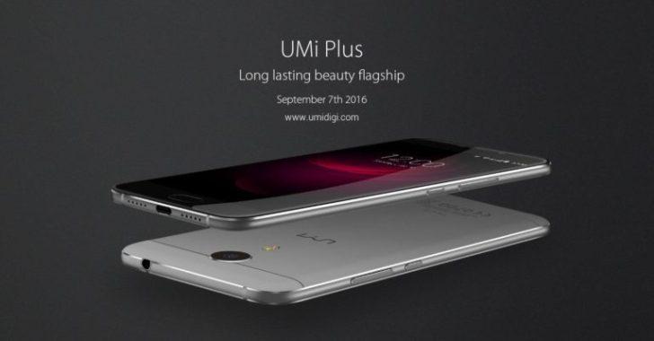UMi Plus покажут 7 сентября на IFA 2016