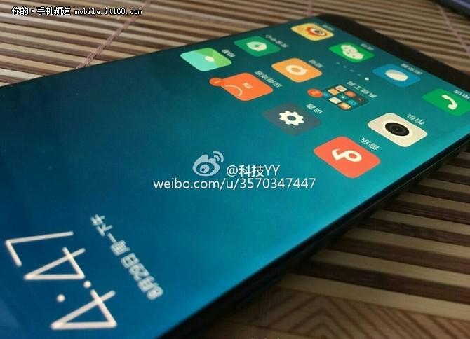 Xiaomi Mi Note 2 представят 27 сентября