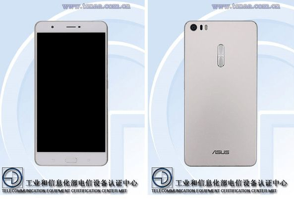 Asus Zenfone 3 Ultra проходит сертификацию TENAA