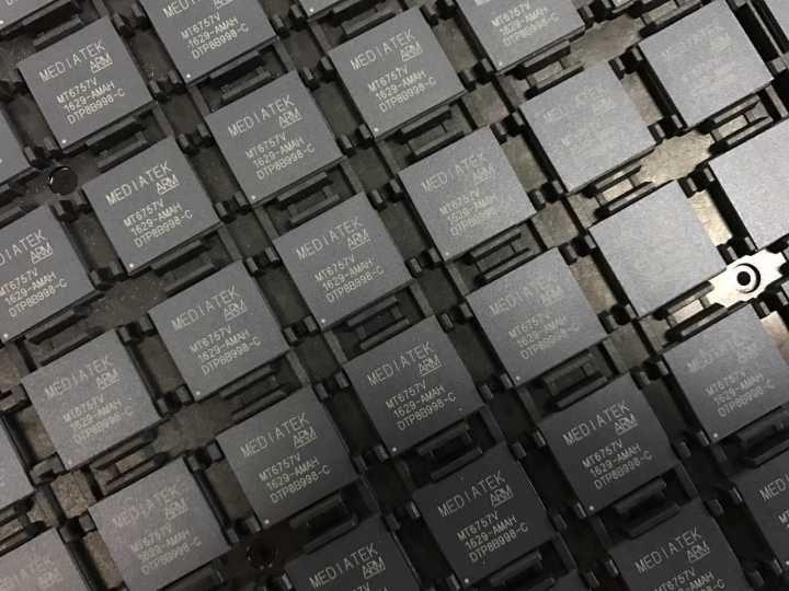 Elephone получила первую партию процессоров Helio P20
