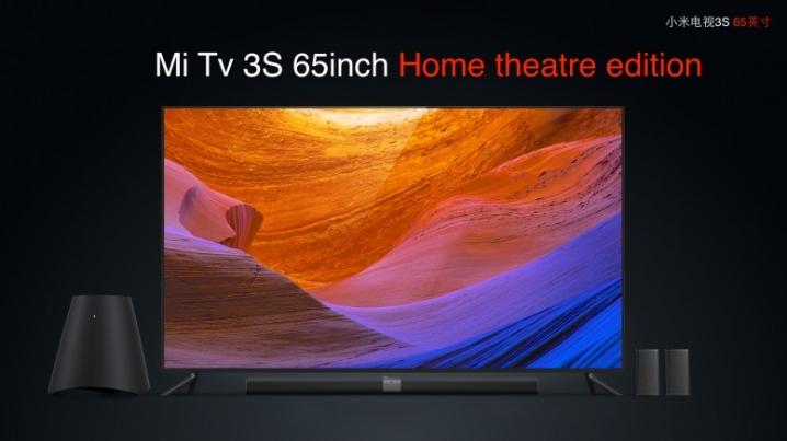 Xiaomi представила обновленную линейку смарт-телевизоров Mi TV 3S