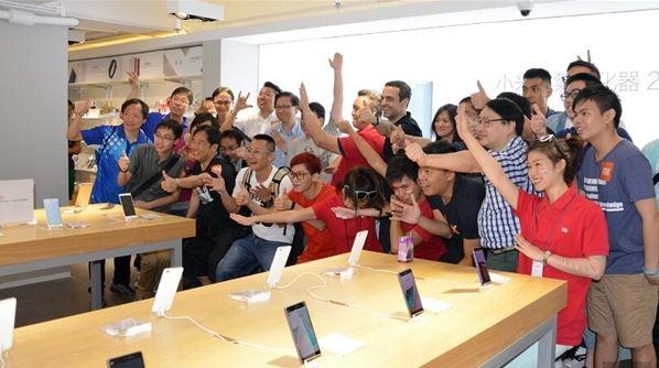 К 2020 году Xiaomi создаст более 1 000 оффлайн-магазинов
