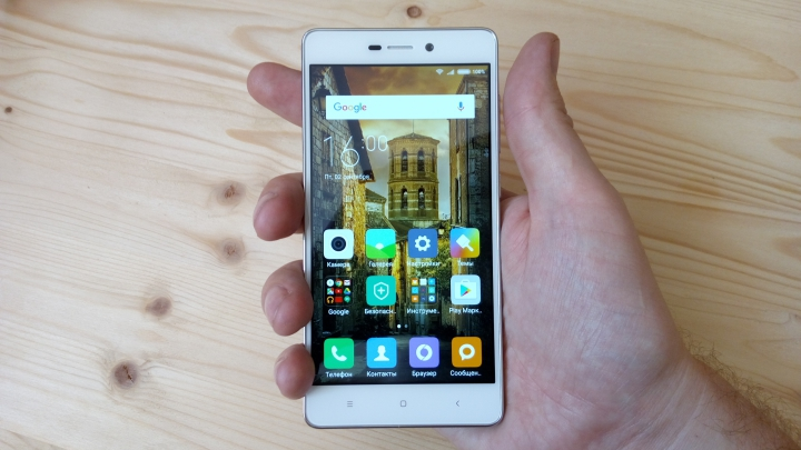 Обзор Xiaomi RedMi 3s - эталонный средний класс