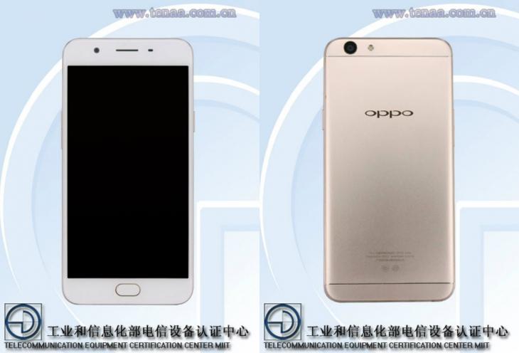 OPPO A59s - новый селфифон с 16 фронтальной камерой