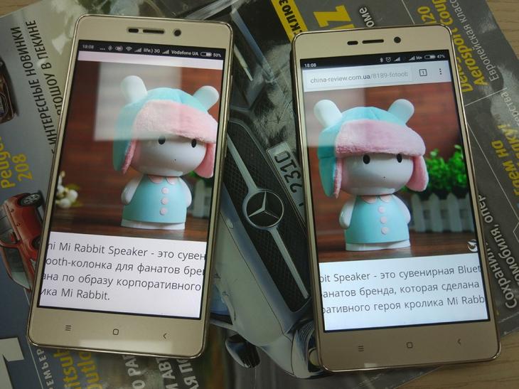 Что лучше - Xiaomi Redmi 3 на Snapdragon 616 или Redmi 3s на Snapdragon 430