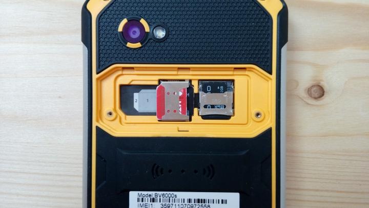 Обзор Blackview BV6000s - защищенный смартфон для профессионалов