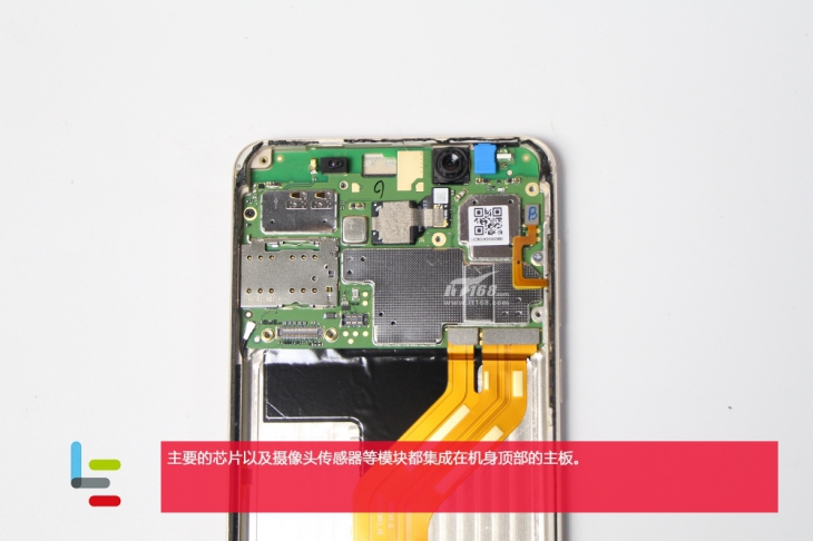 Фотообзор внутренностей LeEco Le 3 Pro