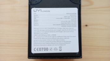 Обзор UMI London - стильный бюджетник