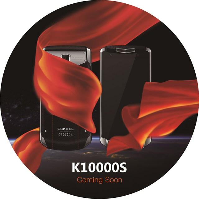 Oukitel K10000S - грядет обновление супер-долгожителя