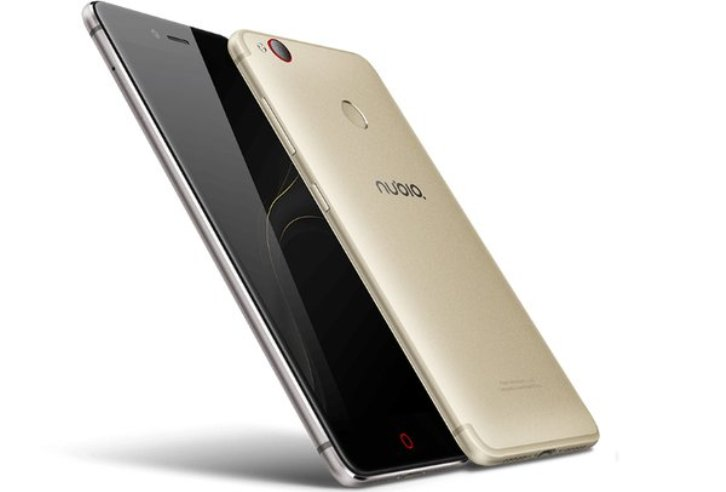 Представлен смартфон Nubia Z11 mini S