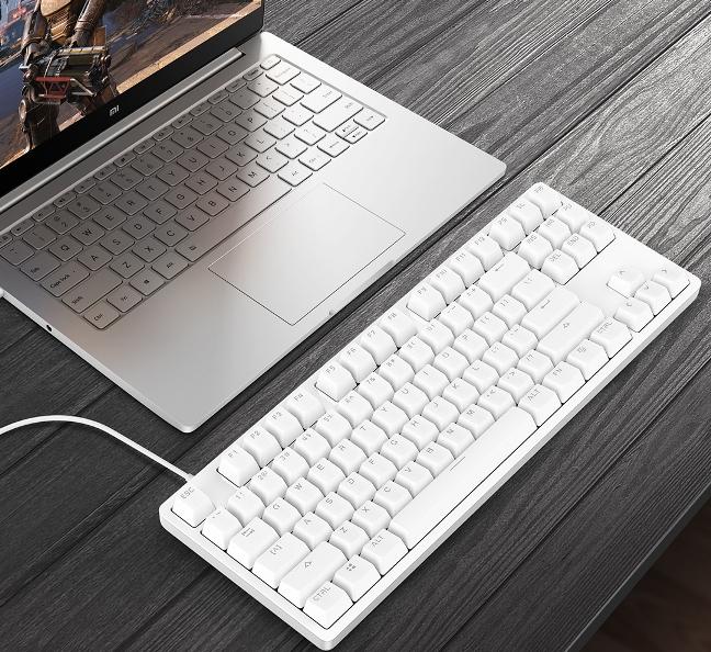 Xiaomi готовит клавиатуру в рамках системы краудфандинга