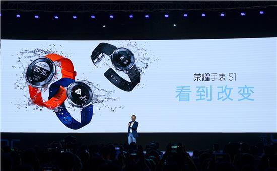 Подробности о смарт-часах Huawei Honor S1