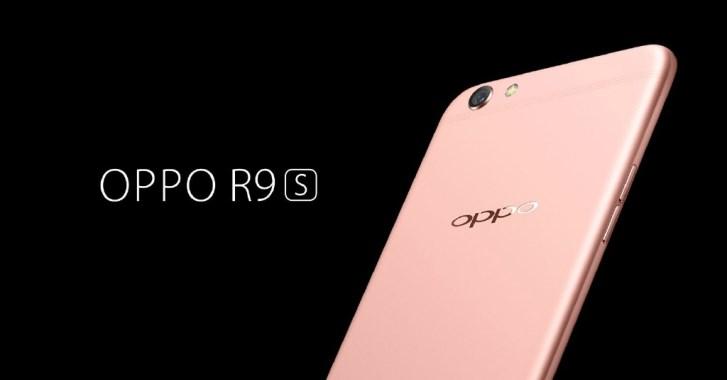 Представлены смартфоны Oppo R9S и R9S Plus. Часть I