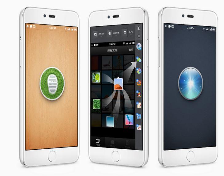 Представлены флагманские смартфоны Smartisan M1 и M1L