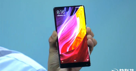 Xiaomi Mi MIX - ������� ������������ 6,4-��������� hi-end �������