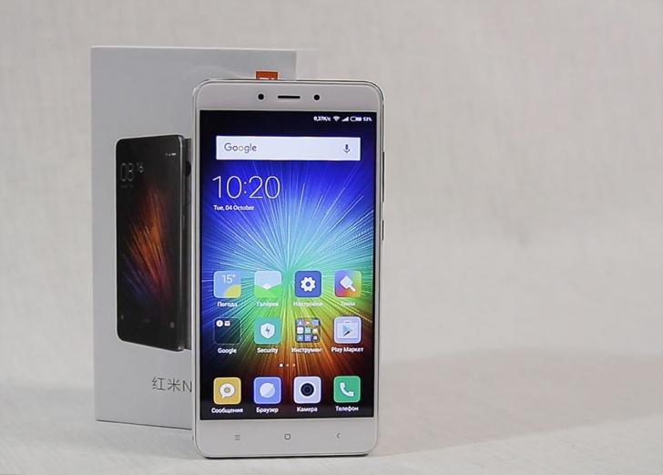 Обзор Xiaomi Redmi Note 4. Не ждали, но получили